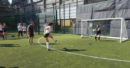 Kick at Goal